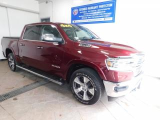 Used 2019 RAM 1500 Laramie LEATHER NAVI SUNROOF for sale in Listowel, ON