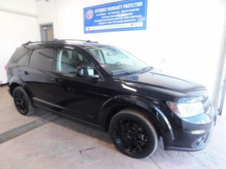 Used 2017 Dodge Journey SXT for sale in Listowel, ON