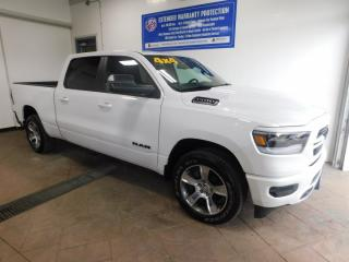 Used 2019 RAM 1500 Sport LEATHER NAVI for sale in Listowel, ON