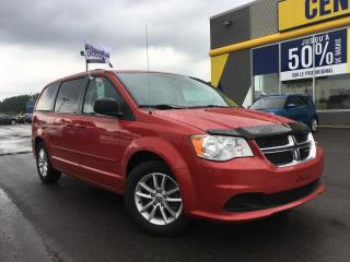 Used 2013 Dodge Grand Caravan SXT + BLUETOOTH STOW'N GO for sale in Lévis, QC
