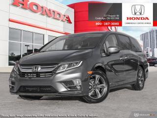 Used 2019 Honda Odyssey EX-L NAVI for sale in Cambridge, ON