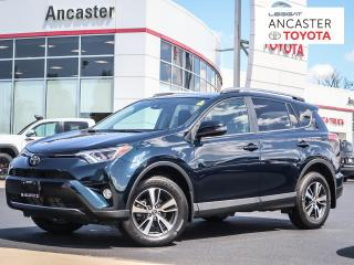 Used 2018 Toyota RAV4 XLE - AWD|SUNROOF|BLUETOOTH|CAMERA for sale in Ancaster, ON