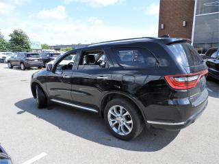 Used 2017 Dodge Durango Citadel NAVI/SUNROOF/TECHNOLOGY PACKAGE for sale in Concord, ON