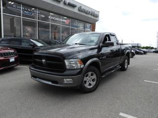 Used 2010 Dodge Ram 1500 TRX REMOTE STARTER/SIDE STEPS/TRAILER PACKAGE for sale in Concord, ON