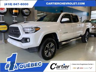 Used 2016 Toyota Tacoma *TRD*NAV* Double Cab*4X4* V6 for sale in Québec, QC