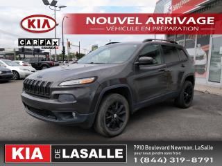 Used 2014 Jeep Cherokee North // 4RM // Caméra // Bluetooth // Cruise Pui for sale in Montréal, QC
