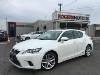 Used 2014 Lexus CT 200h - NAVI - SUNROOF - REVERSE CAM for sale in Oakville, ON