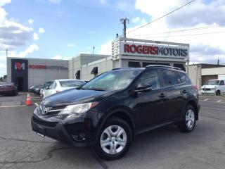 Used 2014 Toyota RAV4 LE - HTD SEATS - REVERSE CAM - BLUETOOTH for sale in Oakville, ON