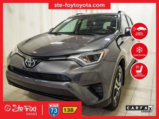 Used 2016 Toyota RAV4 LE AWD Sièges chauffants, Caméra recul for sale in Québec, QC