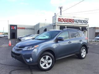 Used 2014 Toyota RAV4 XLE - NAVI - SUNROOF - REVERSE CAM for sale in Oakville, ON