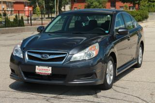 Used 2011 Subaru Legacy 2.5 i Sport Package AWD | Heated Seats | CERTIFIED for sale in Waterloo, ON
