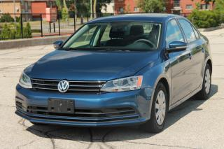 Used 2016 Volkswagen Jetta 1.4 TSI Trendline Bluetooth | Heated Seats | CERTIFIED for sale in Waterloo, ON