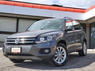 Used 2015 Volkswagen Tiguan Comfortline NAVI | BACKUP CAMERA | FENDER SOUND for sale in Waterloo, ON