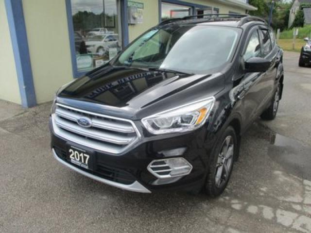 2017 Ford Escape FOUR-WHEEL DRIVE SE MODEL 5 PASSENGER 2.0L - ECO-BOOST.. NAVIGATION.. LEATHER.. HEATED SEATS.. BACK-UP CAMERA..