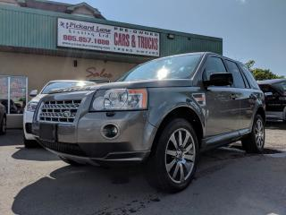 Used 2008 Land Rover LR2 HSE AS IS for sale in Bolton, ON