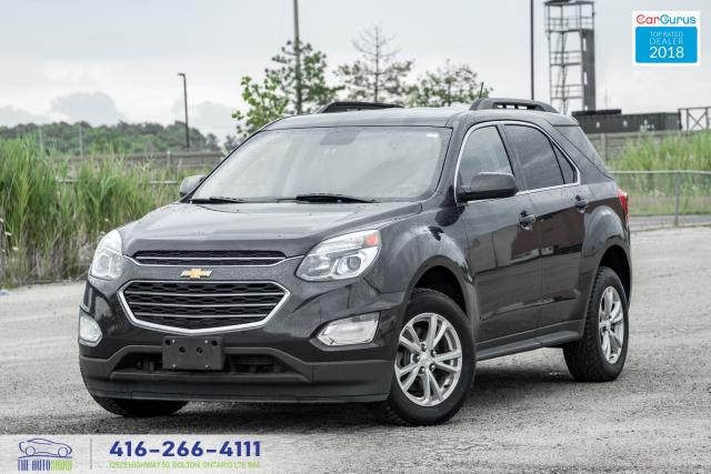 2016 Chevrolet Equinox CleanCarfax1OwnerCertifiedServicedWarrantyFinacing