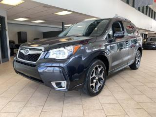 Used 2014 Subaru Forester 2.0XT Limited Eye Sight GPS for sale in Pointe-Aux-Trembles, QC
