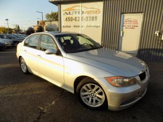 Used 2007 BMW 328i ***328I,AUTOMATIQUE,CUIR,TOIT,MAGS,A/C** for sale in Longueuil, QC