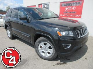 Used 2014 Jeep Grand Cherokee Laredo 4X4 MAG A/C GR ÉLECT BLUETOOTH for sale in St-Jérôme, QC