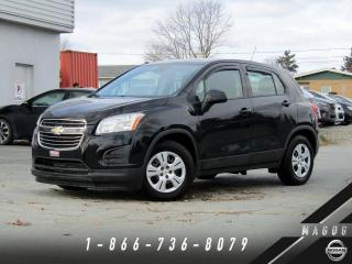Used 2016 Chevrolet Trax LS 2RM + CLIMATISEUR + GARANTIE + BLUETO for sale in Magog, QC