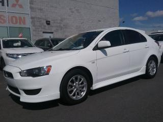 Used 2011 Mitsubishi Lancer SE | TOIT | BLUETOOTH | SIÈGES CHAUFFANTS | MAGS for sale in St-Hubert, QC