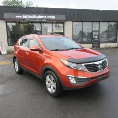 Used 2011 Kia Sportage EX for sale in St-Hubert, QC