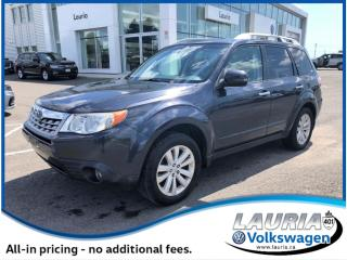 Used 2012 Subaru Forester 2.5X AWD - 1 Owner for sale in PORT HOPE, ON