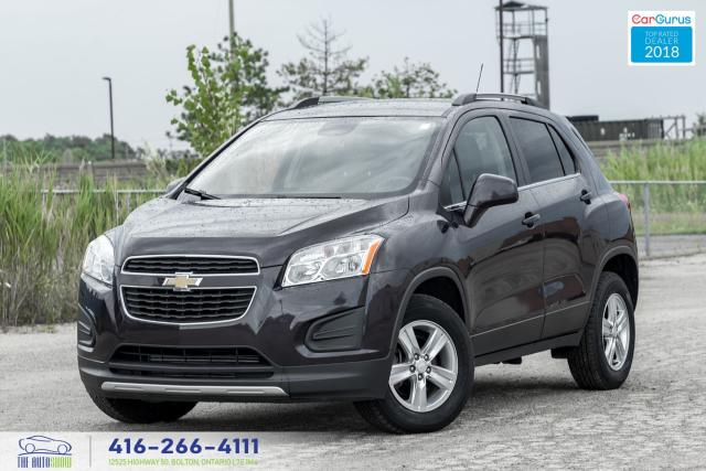 2015 Chevrolet Trax AWD LT Clean Carfax Certified Warranty Financing