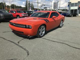 Used 2009 Dodge Challenger for sale in Sherbrooke, QC