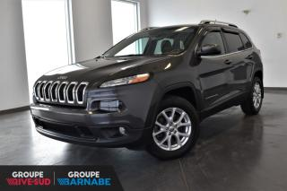 Used 2014 Jeep Cherokee NORTH 4X4 + V6 + ENS. REMORQUAGE + 8.4PO for sale in St-Jean-Sur-Richelieu, QC