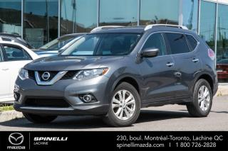 Used 2016 Nissan Rogue SV AIR CLIMATISÉ, JAMAIS ACCIDENTÉ for sale in Lachine, QC