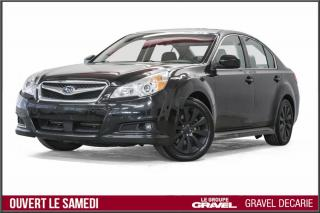 Used 2012 Subaru Legacy 3.6R auto. berline 4 portes avec groupe for sale in Montréal, QC