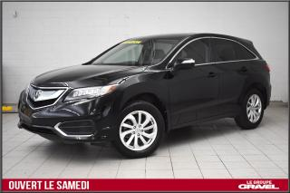 Used 2017 Acura RDX PREMIUM CERTIFIÉ ACURA WATCH for sale in Montréal, QC