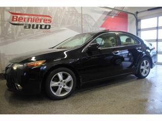 Used 2012 Acura TSX Premium for sale in Lévis, QC