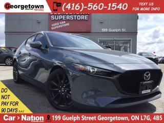 Used 2019 Mazda MAZDA3 GT | NAVI | CAMERA | LEATHER | ROOF | 2.5L | for sale in Georgetown, ON