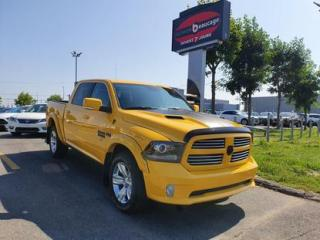 Used 2016 RAM 1500 SPORT for sale in Drummondville, QC