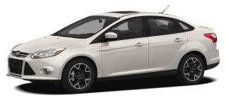 Used 2012 Ford Focus Titanium for sale in Owen Sound, ON