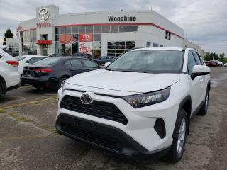 New 2019 Toyota RAV4 LE for sale in Etobicoke, ON