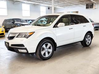 Used 2012 Acura MDX NAVIGATION/BACK-UP CAM/DVD/BLIND SPOT ASSIST/7PASS/! for sale in Toronto, ON