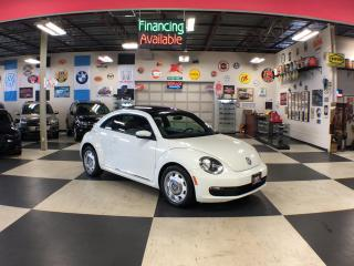 Used 2016 Volkswagen Beetle Coupe 1.8TSI CLASSIC AUT0 2TONE INT. PANO/ROOF CAMERA for sale in North York, ON