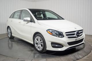 Used 2015 Mercedes-Benz B-Class B250 4MATIC CUIR TOIT PANO MAGS CAMERA D for sale in St-Hubert, QC
