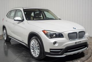 Used 2015 BMW X1 AWD CUIR TOIT PANO MAGS for sale in St-Hubert, QC
