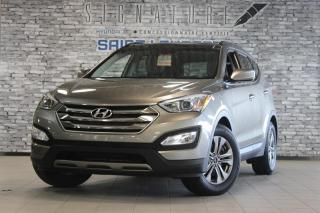 Used 2016 Hyundai Santa Fe Sport Luxury*AWD*CUIR*CAM* for sale in St-Laurent, QC