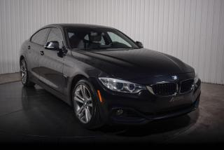 Used 2015 BMW 4 Series 428XI GRAN COUPE CUIR TOIT NAV MAGS for sale in St-Hubert, QC