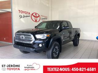 Used 2017 Toyota Tacoma TRD Off Road V6 * 4X4 * MAGS * for sale in Mirabel, QC