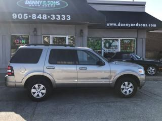 Used 2008 Ford Explorer XLT for sale in Mississauga, ON