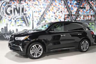 Used 2018 Acura MDX NAVIGATION w/ Third row seating for sale in Concord, ON