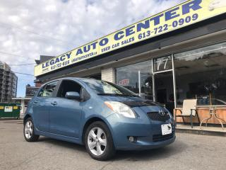 Used 2006 Toyota Yaris RS for sale in Ottawa, ON