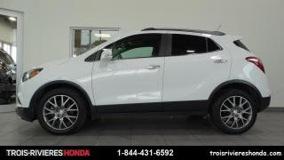 Used 2018 Buick Encore for sale in Trois-Rivières, QC