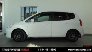 Used 2008 Honda Fit for sale in Trois-Rivières, QC